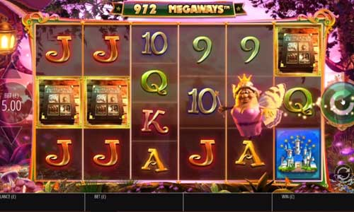 Wish Upon a Jackpot Megawayscascading reels slot