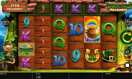 Wish Upon a Leprechaun Megaways free slot