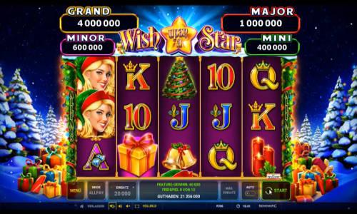 Wish Upon a Star free slot