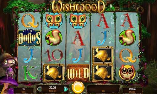 Wishwood free slot