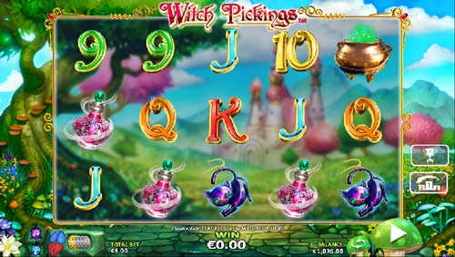 Witch Pickings free slot