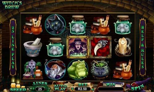 Witchs Brew free slot