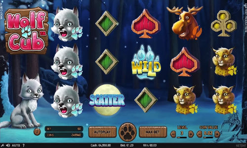 Wolf Cub free slot