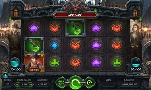 Wolf Hunters free slot