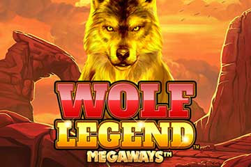 Wolf Legend Megaways slot Blueprint