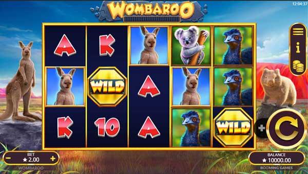 Wombaroo casino slot