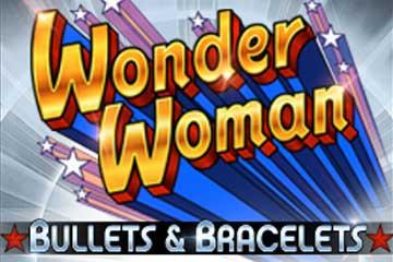 Wonder Woman Bullets and Bracelets slot Barcrest
