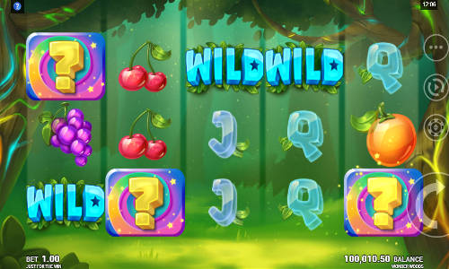 Wonder Woods free slot