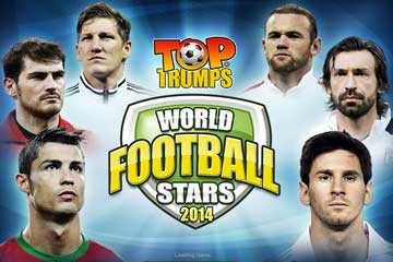 World Football Stars 2014 slot Playtech