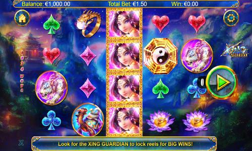 Xing Guardian free slot