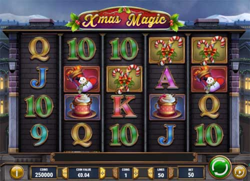Xmas Magic free slot
