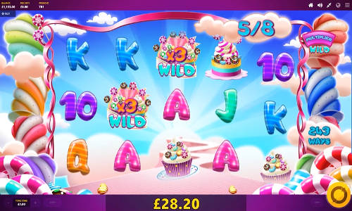 Yummy Wilds free slot