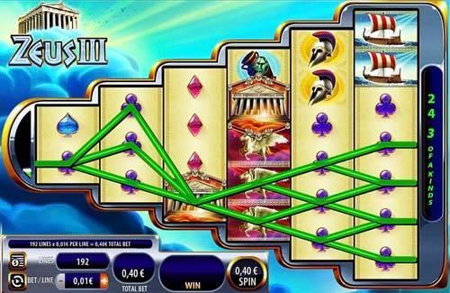Zeus 3 free slot