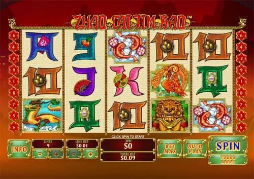 Zhao Cai Jin Bao free slot