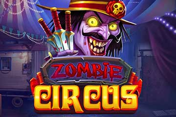 Zombie Circus slot Relax Gaming