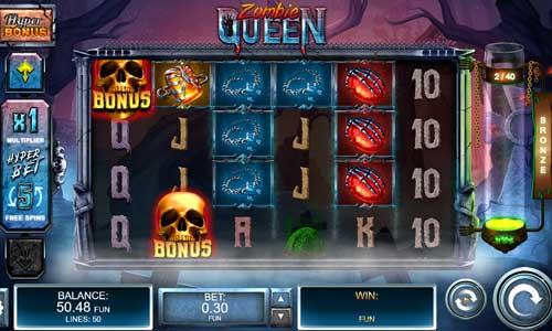 Zombie Queen free slot